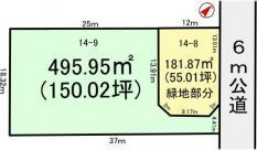 土地つくば市さくらの森 204.77坪 売地茨城県つくば市さくらの森つくばエクスプレスつくば駅2100万円