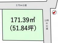 土地水戸市松本町字松本 51.84坪 売地茨城県水戸市松本町JR常磐線(取手~いわき)水戸駅480万円