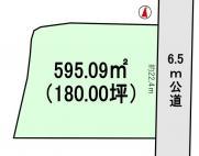 土地取手市東6 180坪 売地茨城県取手市東6丁目JR常磐線(取手~いわき)取手駅4680万円